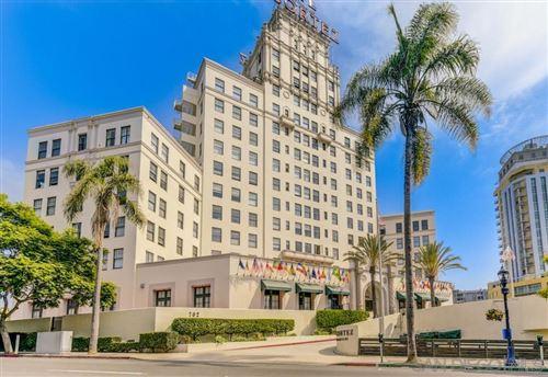 Photo of 702 Ash St #308, San Diego, CA 92101 (MLS # 210015402)
