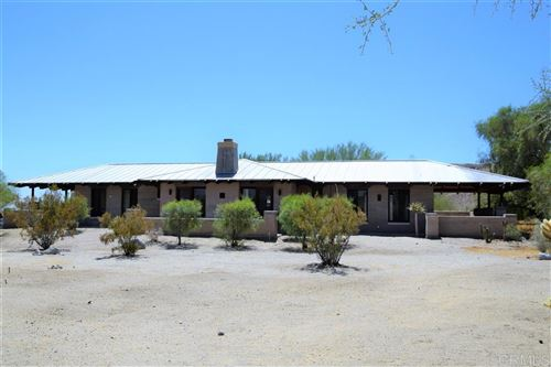 Photo of 419 Verbena Drive, Borrego Springs, CA 92004 (MLS # 190048403)