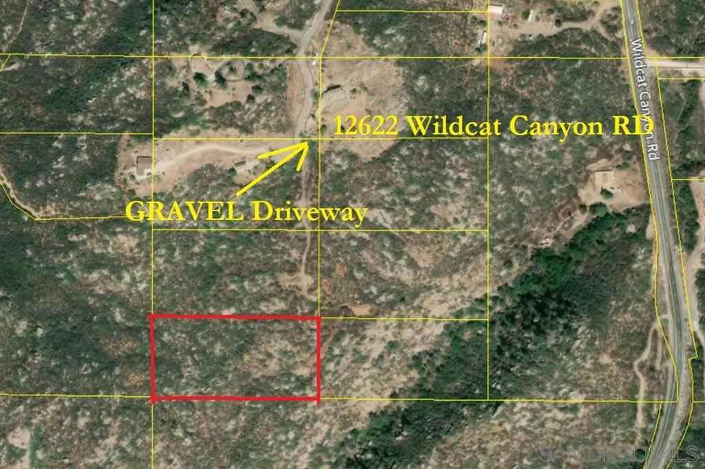 Photo of 000 Wildcat Canyon Road, Lakeside, CA 92040 (MLS # 210017404)