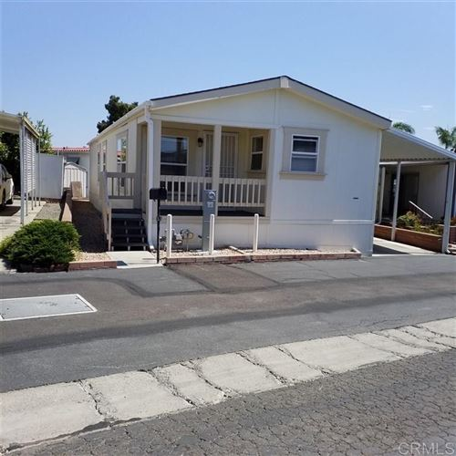 Photo of 245 W Bobier Ave. #53, Vista, CA 92083 (MLS # 200032410)