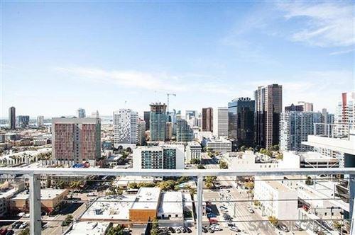 Tiny photo for 1080 Park Blvd #1602, San Diego, CA 92101 (MLS # 200051410)