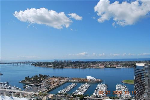Tiny photo for 100 Harbor Drive #3305/3306, San Diego, CA 92101 (MLS # 200038414)