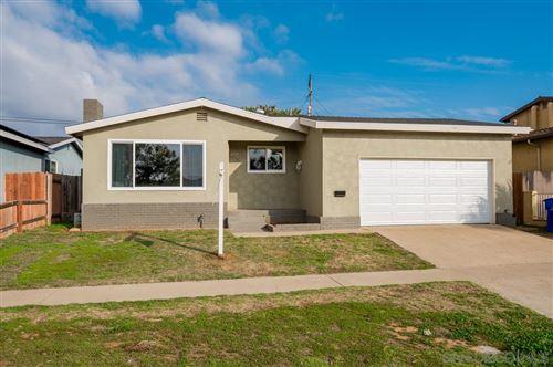 Photo of 3717 Ashford Street, San Diego, CA 92111 (MLS # 210003414)