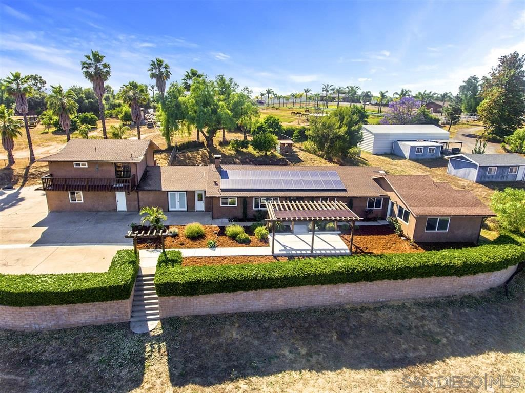 Photo of 1035 Olive Ave, Ramona, CA 92065 (MLS # 200026414)