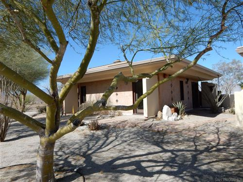Photo of 3485 Country Club Rd, Borrego Springs, CA 92004 (MLS # 210008416)