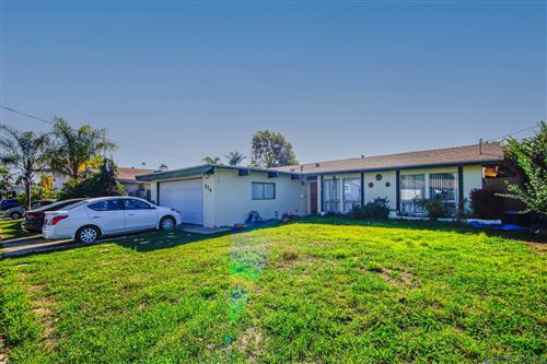 Photo of 314 E Moss, Chula Vista, CA 91911 (MLS # 210005417)
