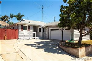 Photo of 5568 Barclay Ave, San Diego, CA 92120 (MLS # 190056420)