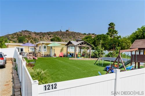 Photo of 1212 Sheridan Ave, Escondido, CA 92027 (MLS # 200045420)