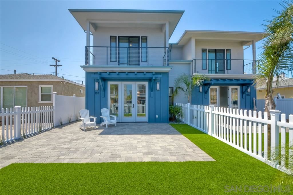 Photo for 185 Daisy, Imperial Beach, CA 91932 (MLS # 190044420)