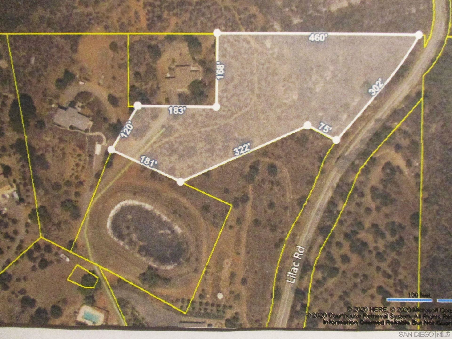 Photo of 0000 Lilac Rd, Valley Center, CA 92082 (MLS # 200048422)