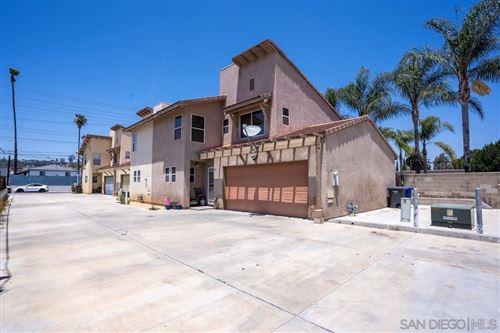 Photo of 619 Emerald Ave #103, El Cajon, CA 92020 (MLS # 210014423)