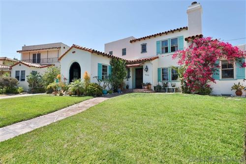Photo of 4642 E Talmadge, San Diego, CA 92116 (MLS # 210015423)