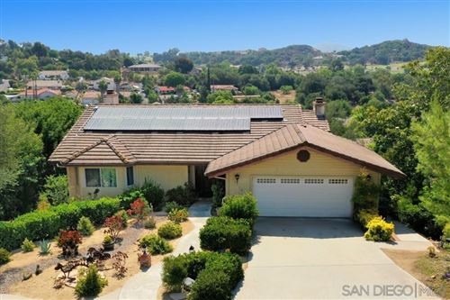 Photo of 10195 Sage Hill Way, Escondido, CA 92026 (MLS # 210017423)