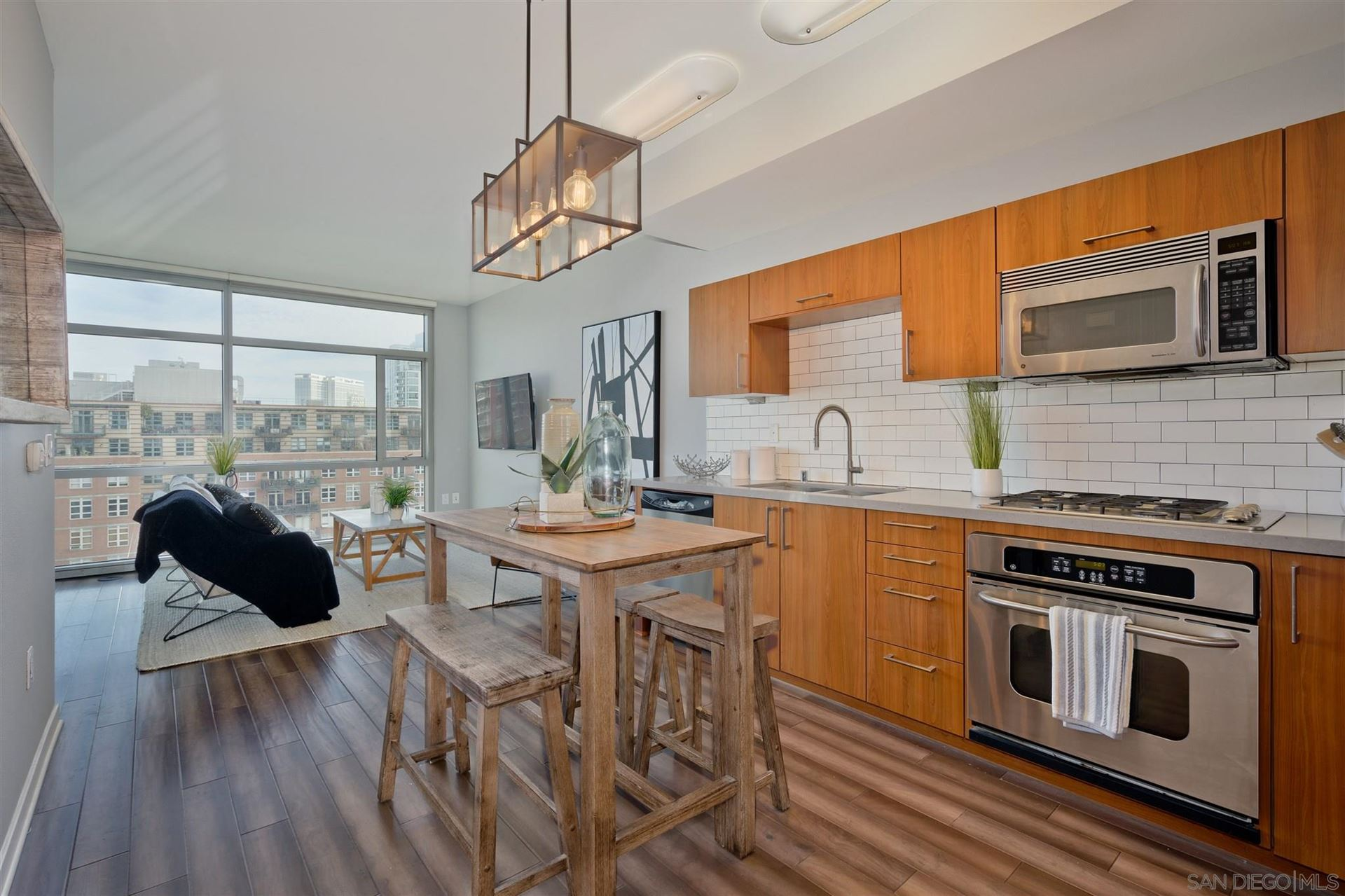 Photo of 800 The Mark Ln #1106, San Diego, CA 92101 (MLS # 210009423)