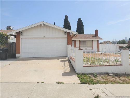 Photo of 1345 Moraea St, San Diego, CA 92114 (MLS # 210009424)