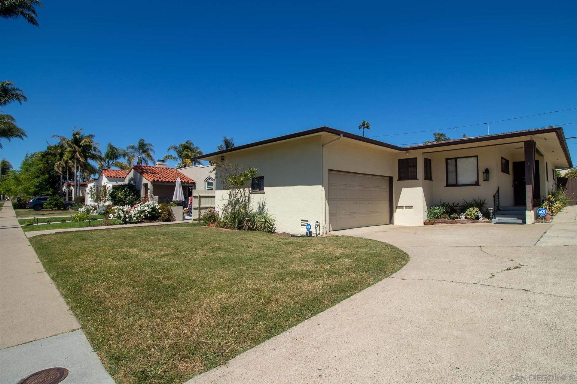 Photo for 4825 Kensington Dr., San Diego, CA 92116 (MLS # 210011425)