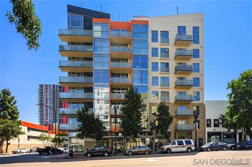 Photo of 550 15Th St #702, San Diego, CA 92101 (MLS # 200043427)