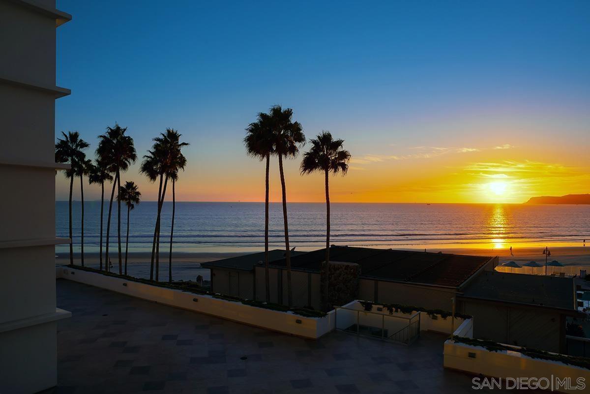 Photo of 1780 Avenida Del Mundo #305, Coronado, CA 92118 (MLS # 210029429)