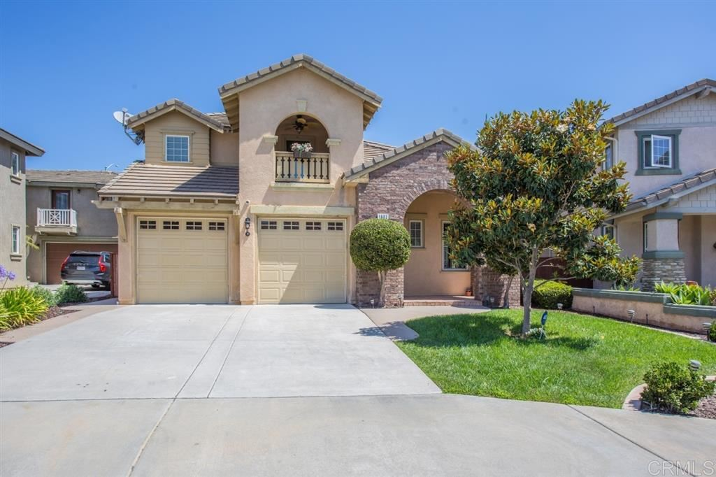Photo of 1603 REFLECTION St, San Marcos, CA 92078 (MLS # 200032430)
