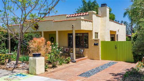 Photo of 4563 Copeland Ave, San Diego, CA 92116 (MLS # 210011431)