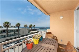 Tiny photo for 4627 Ocean Blvd #408, San Diego, CA 92109 (MLS # 190044432)
