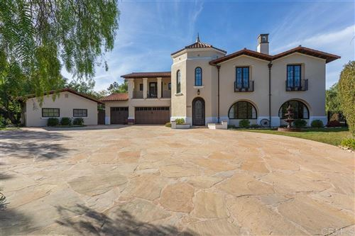 Photo of 7717 La Orquidia, Rancho Santa Fe, CA 92067 (MLS # 200007432)