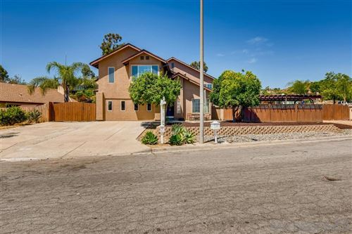 Photo of 9307 Telkaif Street, Lakeside, CA 92040 (MLS # 200029436)