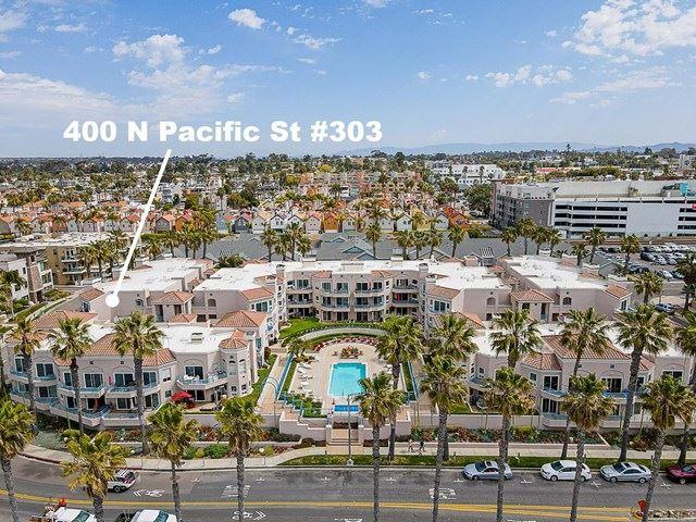 Photo of 400 N Pacific Street #303, Oceanside, CA 92054 (MLS # NDP2103438)