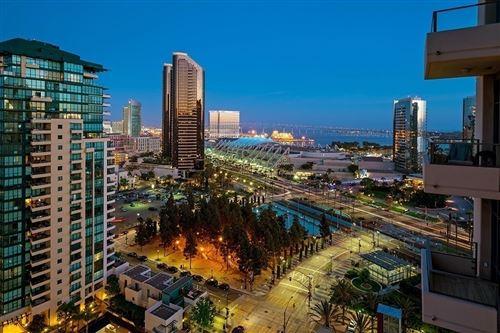 Photo of 550 Front Street #1603, San Diego, CA 92101 (MLS # 200046441)