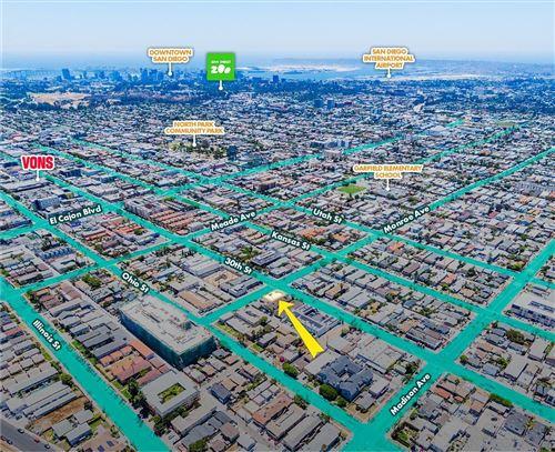 Photo of 4505 30th Street, San Diego, CA 92116 (MLS # 210016441)