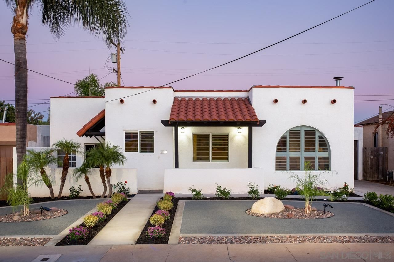 Photo for 4537 42nd St, San Diego, CA 92116 (MLS # 200051442)