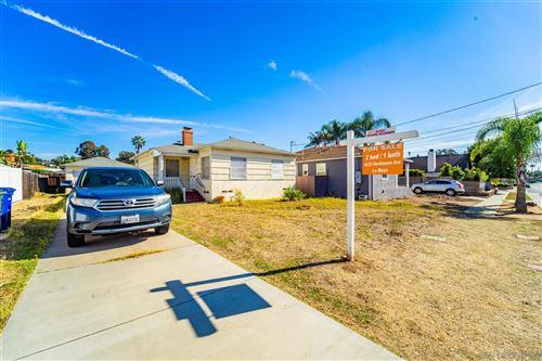Photo of 4633 Harbinson Ave, La Mesa, CA 91942 (MLS # 200052443)