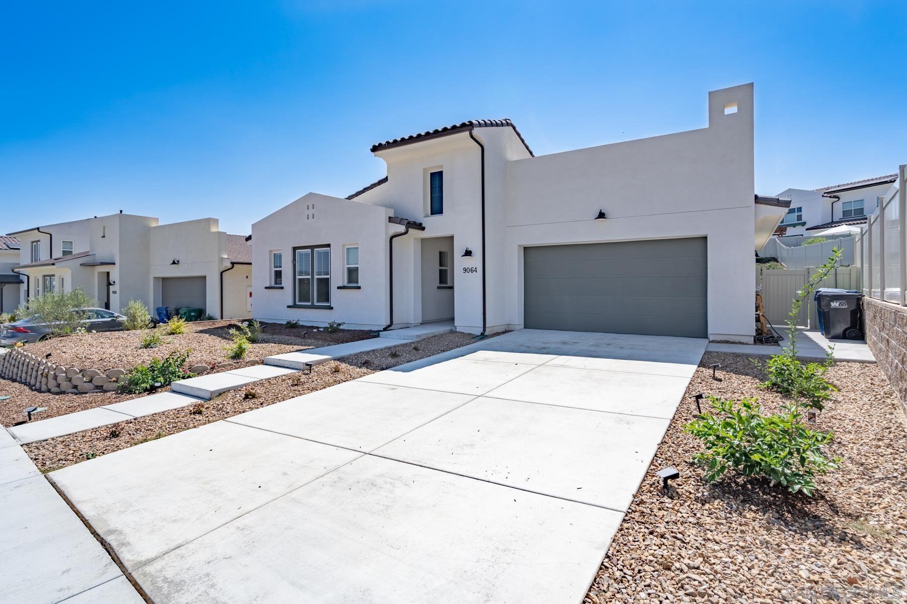 Photo of 9064 Trailridge, Santee, CA 92071 (MLS # 210026444)