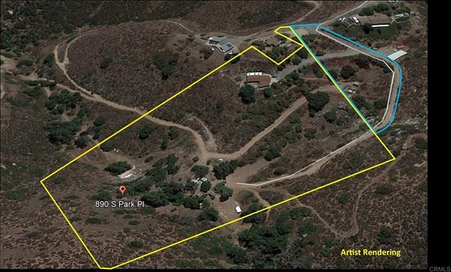 Photo of 890 S Park Place, El Cajon, CA 92021 (MLS # PTP2105444)