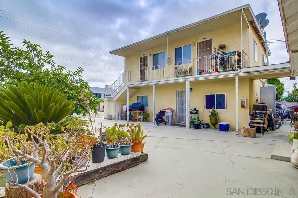 Photo of 1704-08 D Ave, National City, CA 91950 (MLS # 210021445)