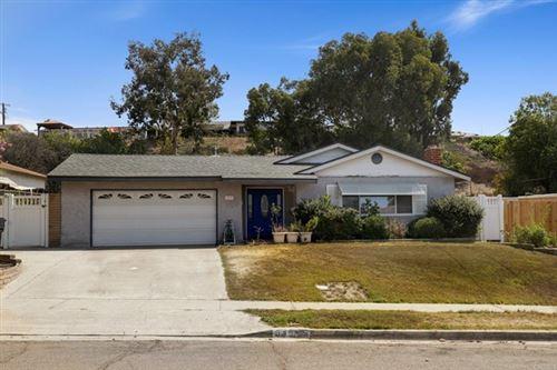 Photo of 6439 Lake Athabaska Place, San Diego, CA 92119 (MLS # NDP2110446)