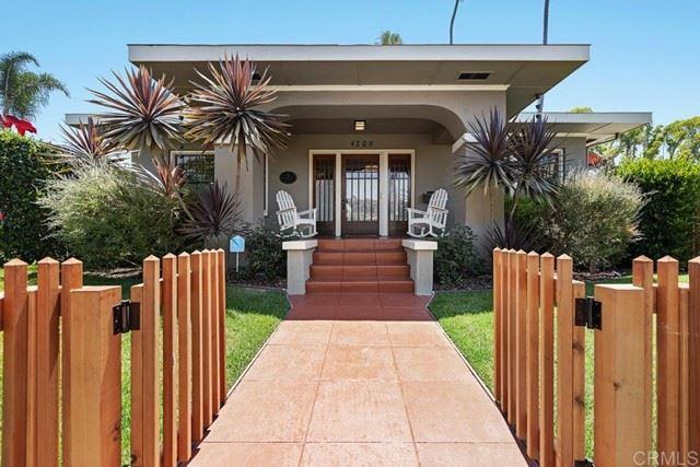 Photo of 4205 Arden Way, San Diego, CA 92103 (MLS # PTP2105446)