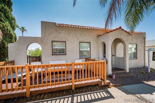 Photo of 3707-09 Georgia St, San Diego, CA 92103 (MLS # 210020447)