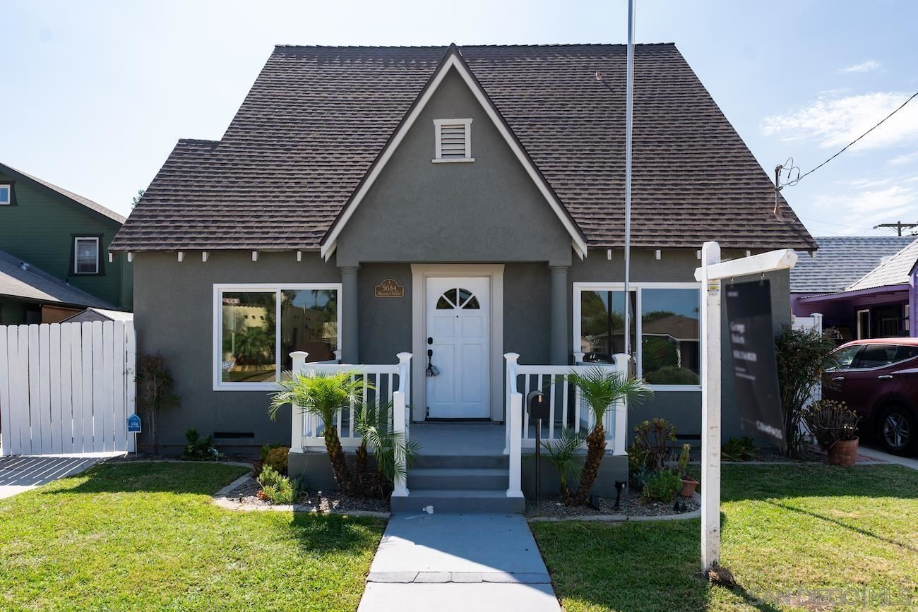Photo for 5084 Mansfield St., San Diego, CA 92116 (MLS # 210024447)