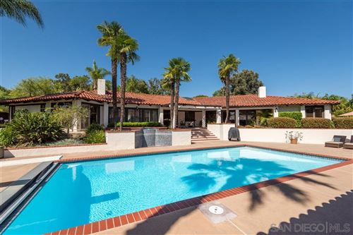 Photo of 17240 El Caporal, Rancho Santa Fe, CA 92067 (MLS # 200031448)