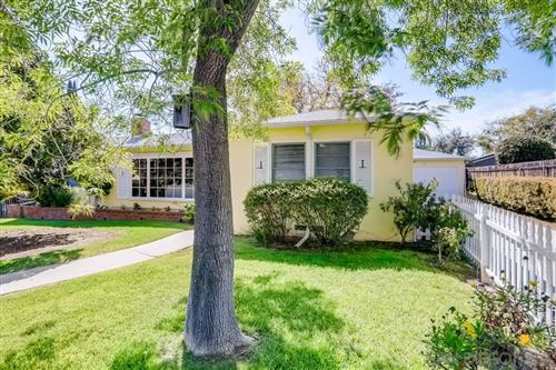 Photo of 5030 Knoll Court, La Mesa, CA 91941 (MLS # 210009449)