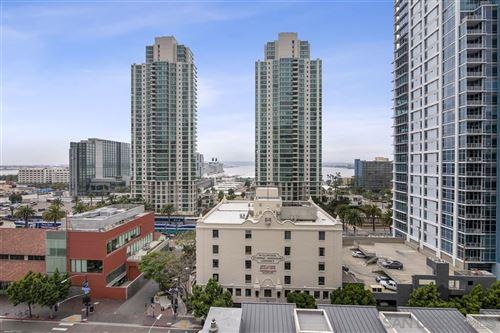 Photo of 1240 India Street #1102, San Diego, CA 92101 (MLS # 200027451)