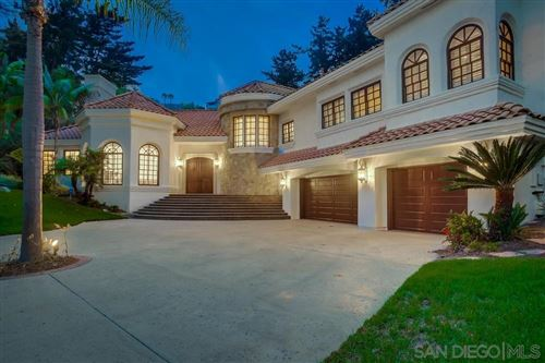 Tiny photo for 14858 De La Valle Pl, Del Mar, CA 92014 (MLS # 200046453)