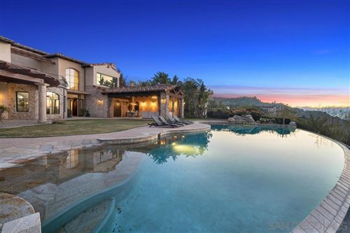Photo of 8044 Camino De Arriba, Rancho Santa Fe, CA 92067 (MLS # 210012455)
