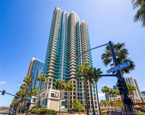 Photo of 1199 Pacific Hwy #703, San Diego, CA 92101 (MLS # 210016455)