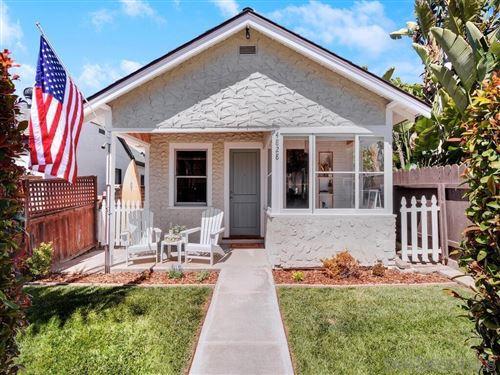 Photo of 4828 Muir Ave, San Diego, CA 92107 (MLS # 210011457)