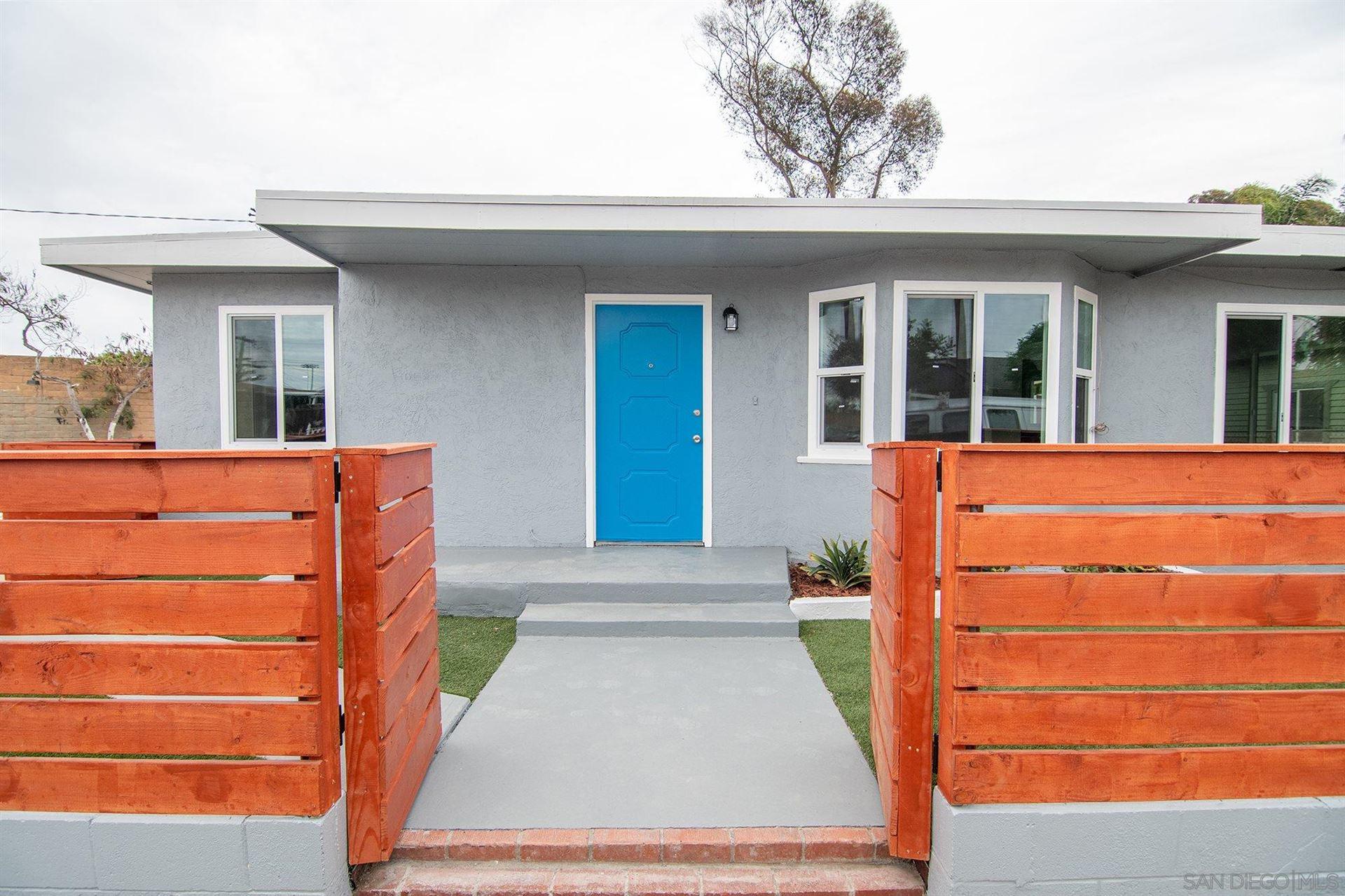 Photo of 322 Garfield St, Oceanside, CA 92054 (MLS # 210000458)