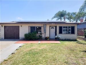 Photo of 852 Banock St, Spring Valley, CA 91977 (MLS # 190034460)