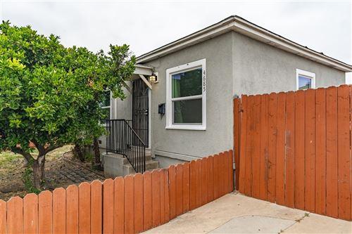 Photo of 4685 Dwight St, San Diego, CA 92105 (MLS # 200032464)