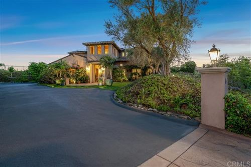 Photo of 17870 Camino De La Mitra, Rancho Santa Fe, CA 92067 (MLS # 200027465)